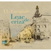 Leac de criza - Audiobook, 3 CD - Mari voci ale scenei