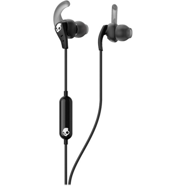 Fotografie Casti Audio In-Ear Skullcandy Set, Cu Fir, Black Speckle White