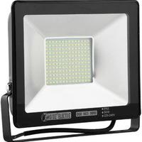LED Прожектор SMD LED , 50W , Зелена светлина , IP65 , Черен , 220-240V