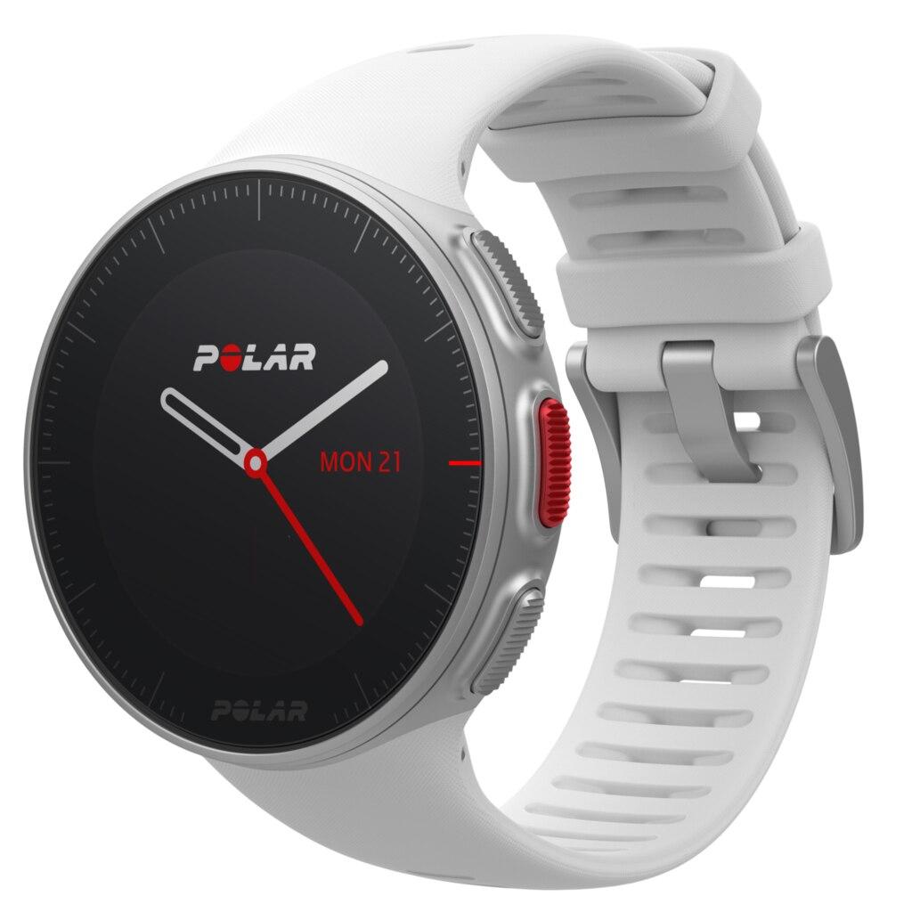 Fotografie Ceas smartwatch Polar Vantage V, GPS, Senzor H10 HR, White