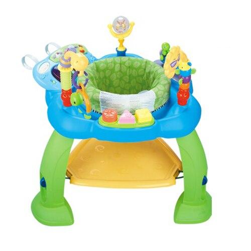 Fotografie Centru de activitati M-Toys pentru bebelusi, Albastru