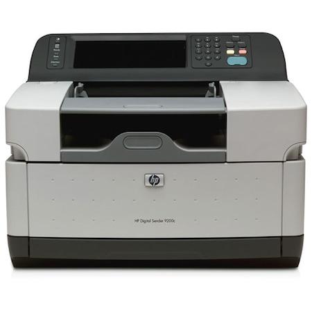 Scanner HP 9200C Digital Sender cu placa de retea