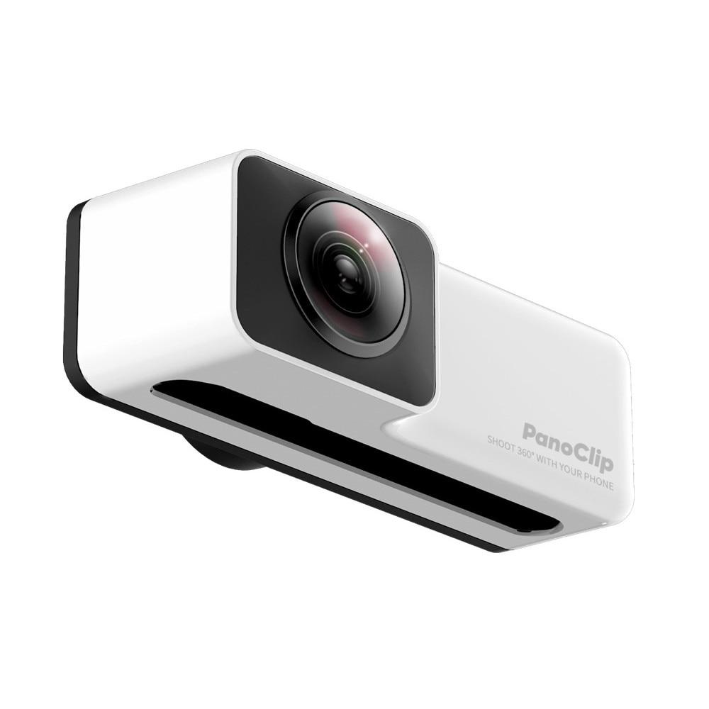 PanoClip 360º Full panoráma Kamera iPhone 7Plus/8Plus készülékhez - eMAG.hu