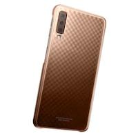 Калъф Samsung Galaxy A7 2018 Gradation cover, златист