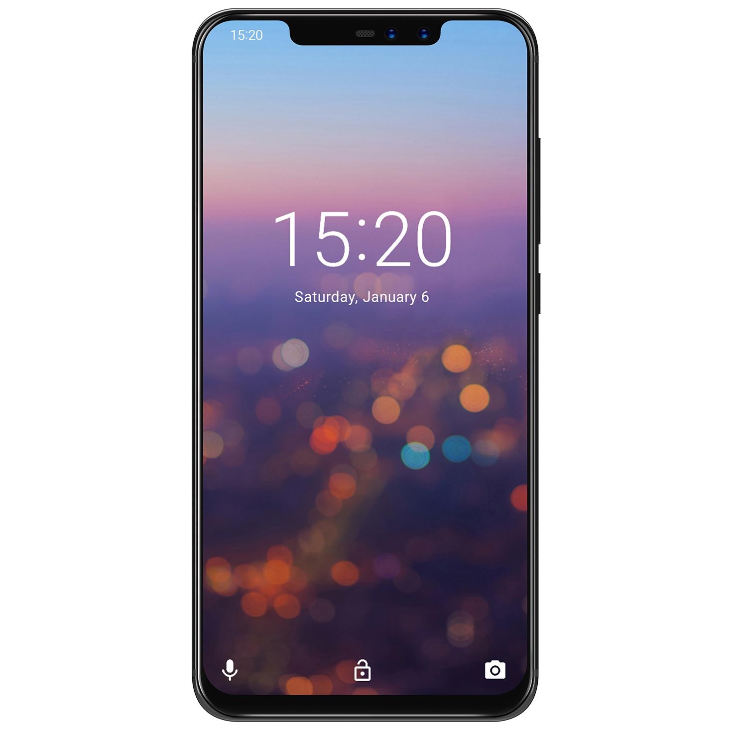 Fotografie Telefon mobil Umidigi Z2, Dual SIM, 64GB, 4G, Carbon fiber