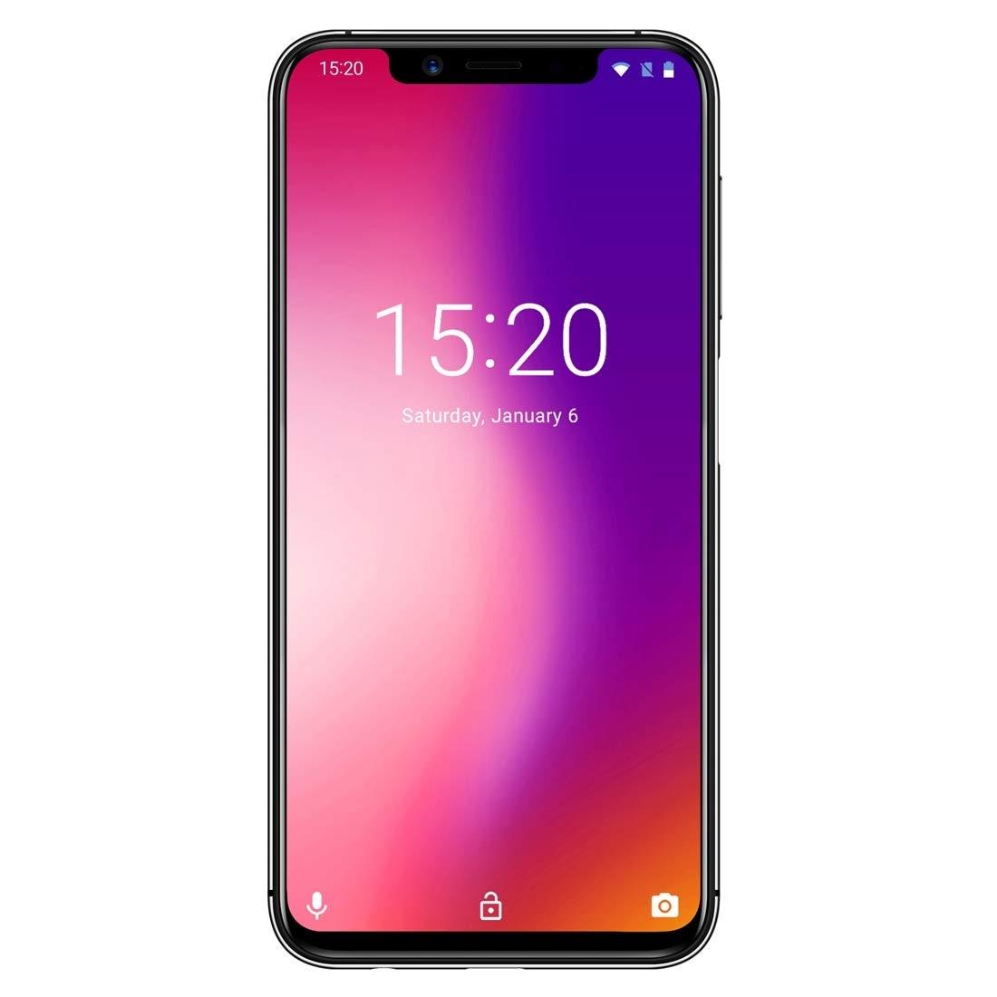 Fotografie Telefon mobil Umidigi One Pro, Dual SIM, 64GB, 4G, Carbon fiber