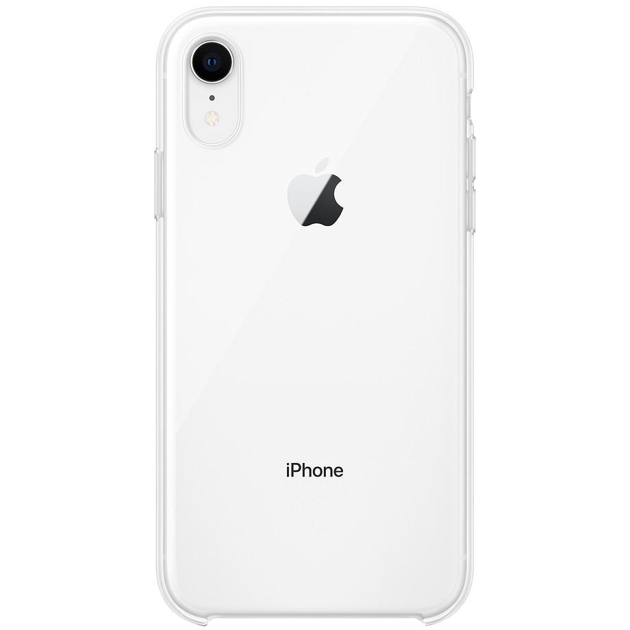 Fotografie Husa de protectie Apple Clear Case pentru iPhone XR, Transparent