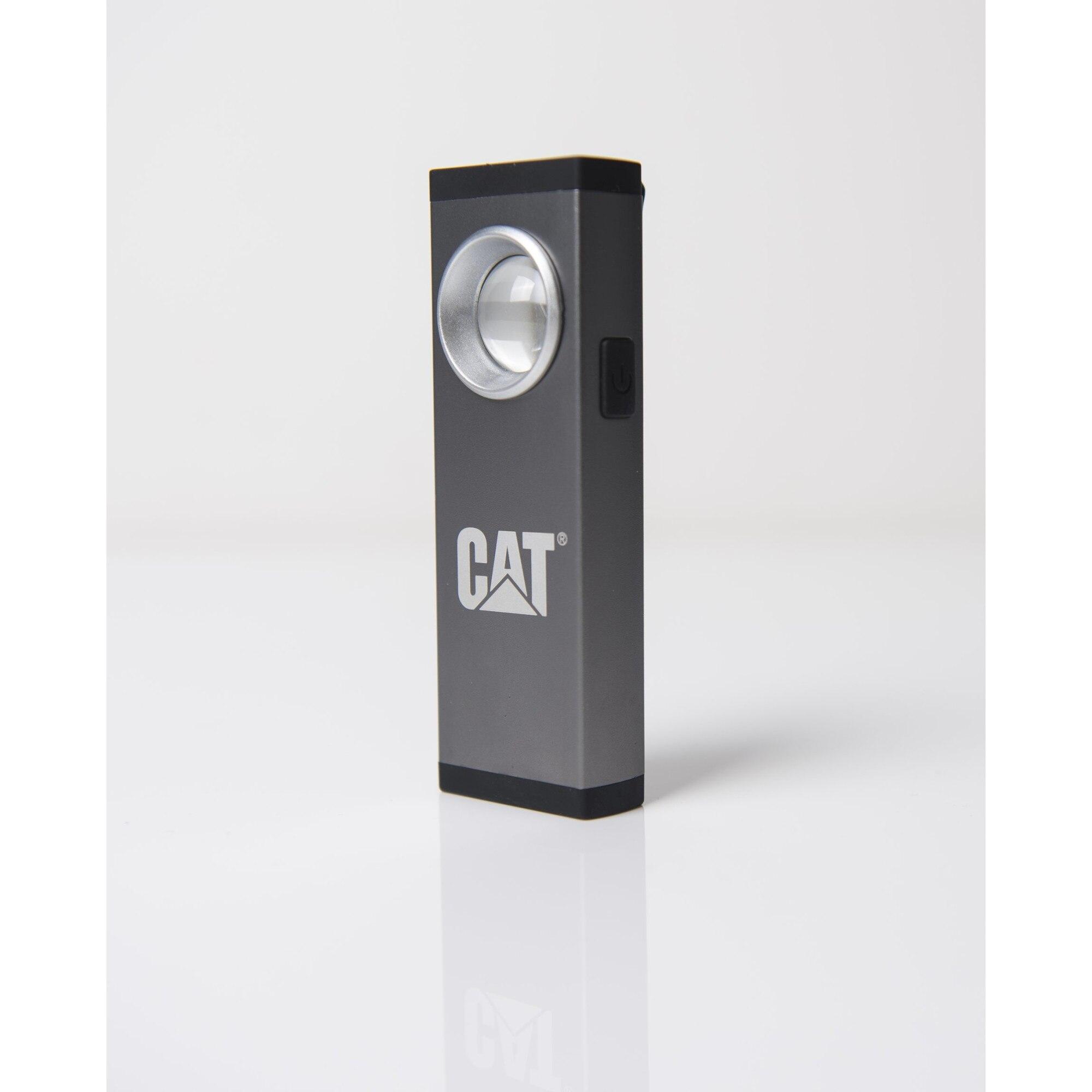 Kezi CAT zseblampa tartomany: 25 m LED 200 lm CT5115 YvctkW