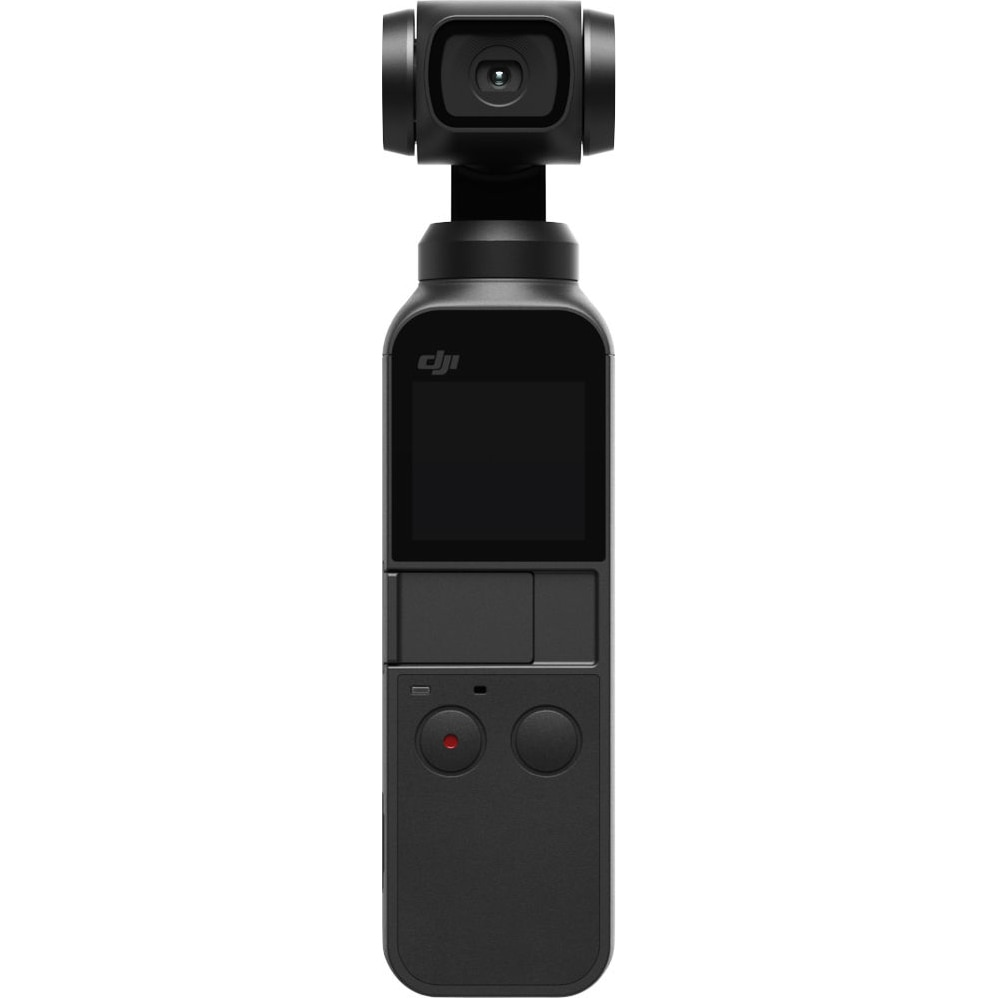Fotografie Camera video sport DJI Osmo Pocket, stabilizare gimbal, negru