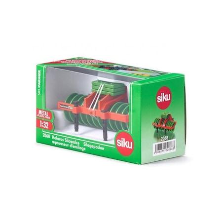 Masina de recoltat Siku, 1:32, Plastic, Multicolor