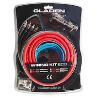 Gladen Audio WK 10 Autóhifi kábelszett 10 mm2