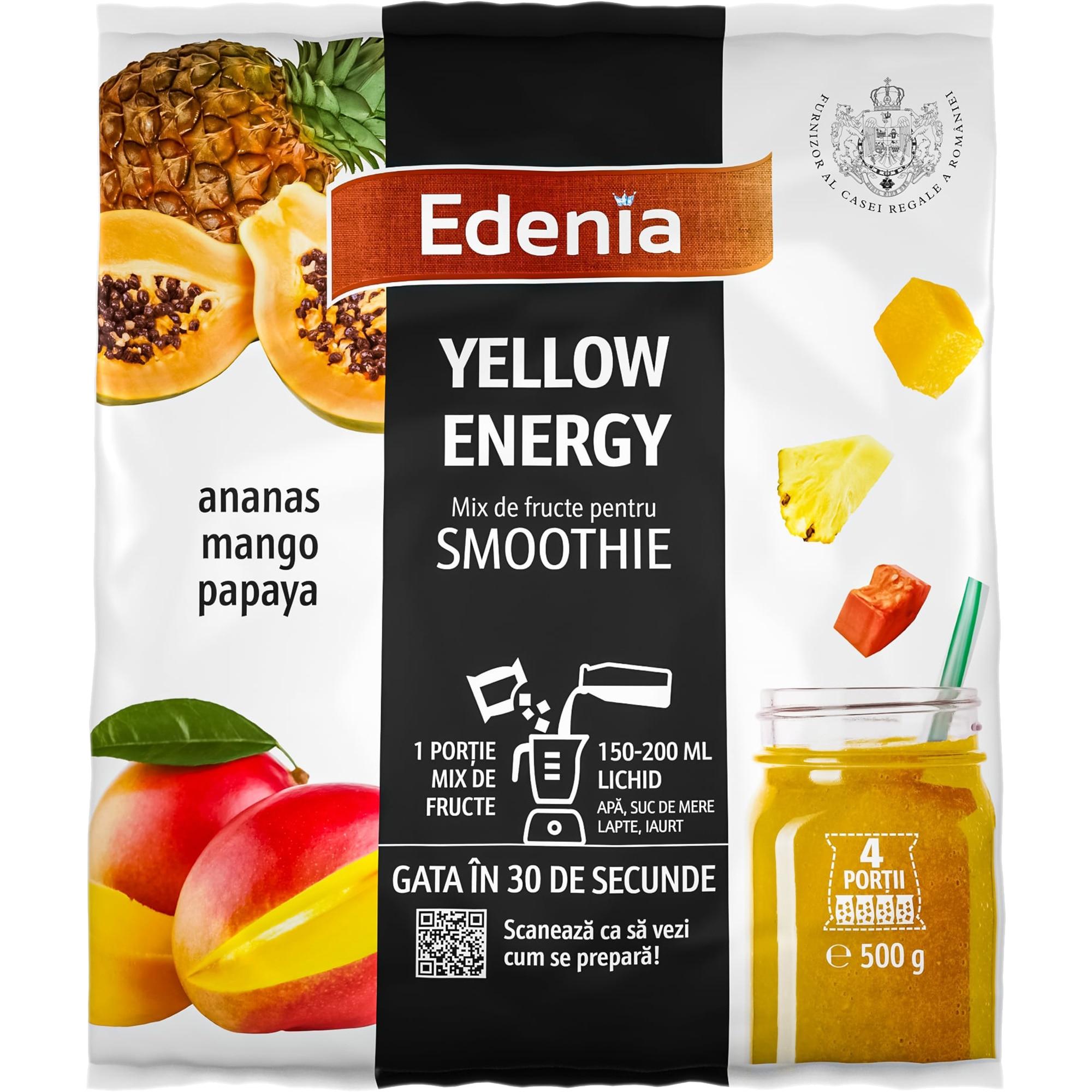 mix de fructe pentru smoothie