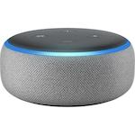 Amazon Echo Dot 3 hangszóró, Alexa, Szürke