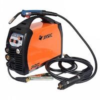 Инвертор за заваряване Jasic MIG/MMA 200, 230 V, 200 A, Професионален, Електроди 1.6-4 мм, Аксесоари за заваряване MIG/MAG