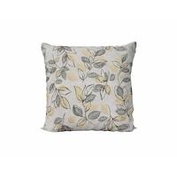 """Калъфка за декоративна възглавница Текстил Антило """"Жълти цветчета"""", 45x45 см."""