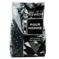 Ceara epilat elastica granule neagra Pour Homme 1kg italwax