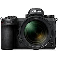 Фотоапарат Mirrorless Nikon Z6, Full-Frame,24.5 MP, 4K, Wi-Fi, Черен + Адаптер FTZ + Обектив 24-70 мм