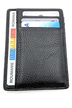 Port Card Barbati pentru Buletin