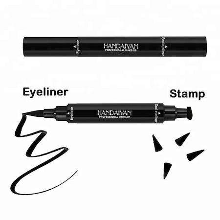 Stampila Eyeliner, Negru , 7 ml