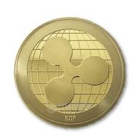 Монета Ripple, в защитна капсула