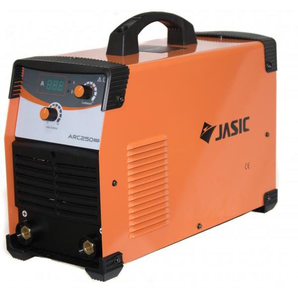 Fotografie Invertor de sudura profesional Jasic ARC 250, 230 V, 250 A, electrod 1.6-5 mm, accesorii sudura MMA