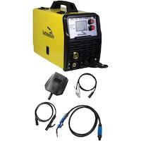 Инверторен електрожен Intensiv MIG/TIG/MMA 200 TRIO SYNERGIC, 230 V, 200 A, Професионален, Електроди 1.6-3.2 мм, Аксесоари за заваряване MIG/MAG