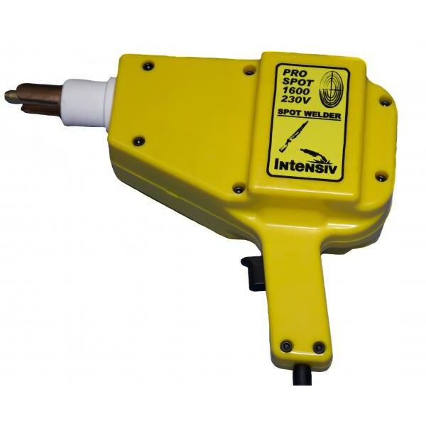 Fotografie Aparat pentru tinichigerie auto Intensiv PRO SPOT 1600, 230 V, 1600 A, 4.5 kg