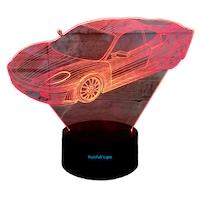 lampa masina