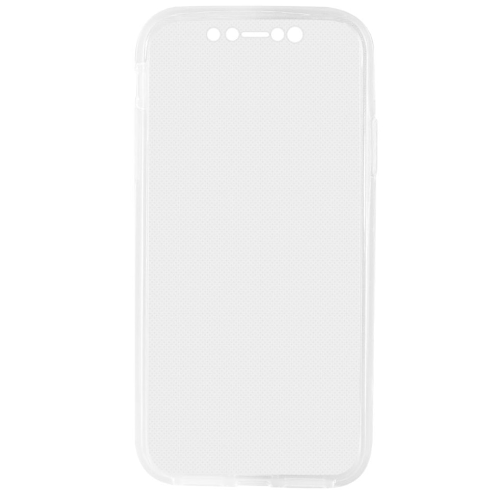 Fotografie Husa de protectie Lemontti Full Cover 360 pentru Apple iPhone XS Max, Clear