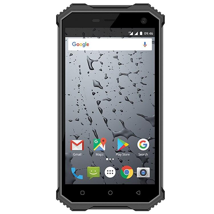 Fotografie Telefon mobil MaxCom Strong MS457, Dual SIM, 16GB, 4G, Dark Grey