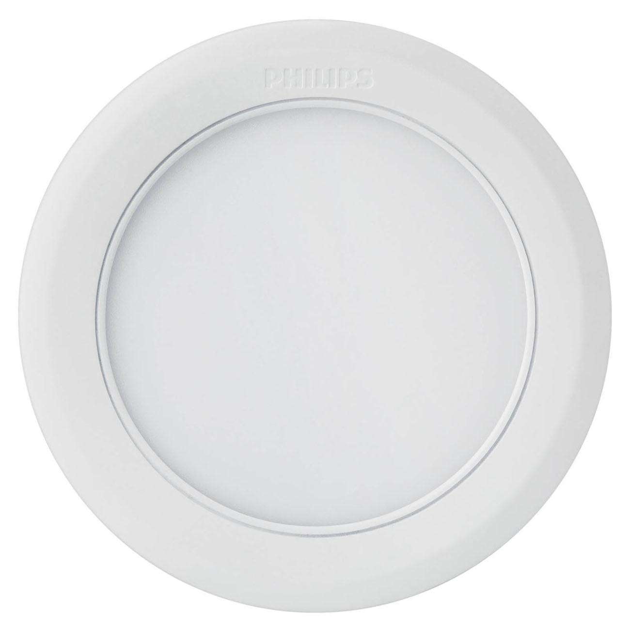 Fotografie Spot LED incastrat Philips Marcasite, 9W (63W), 860 lm, lumina alba calda