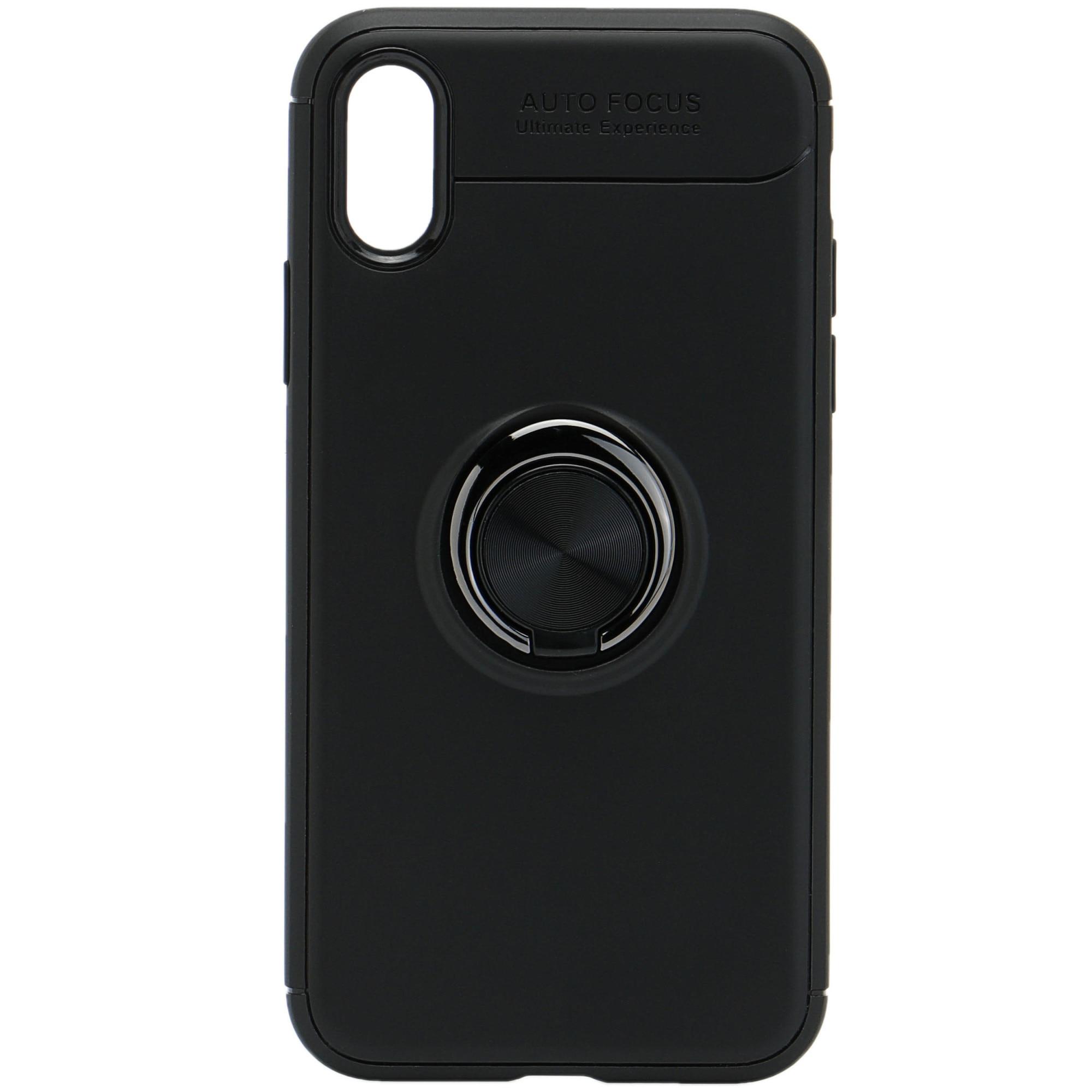 Fotografie Husa de protectie A+ RingStand pentru iPhone Xs