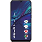 Telefon mobil Huawei P Smart (2019), Dual SIM, 64GB, 4G, Midnight Black