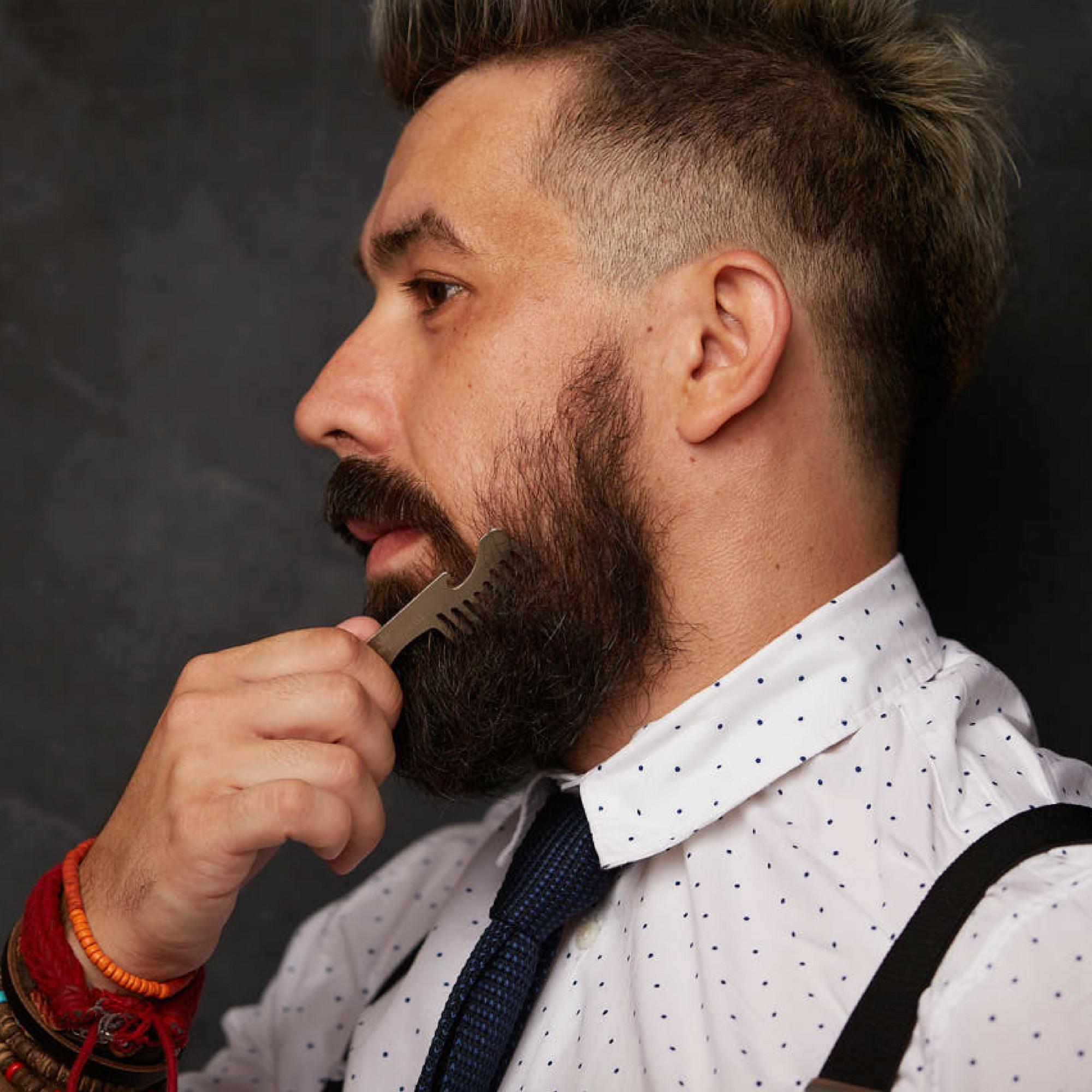 Intalnire gratuita pentru barba? i