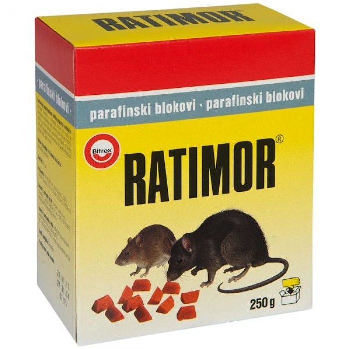Otrava șobolanului: compoziția, cum funcționează, pericolul