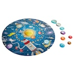 Образователен пъзел Hape Слънчева система