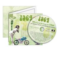 CD картичка с хитове от 1964 година