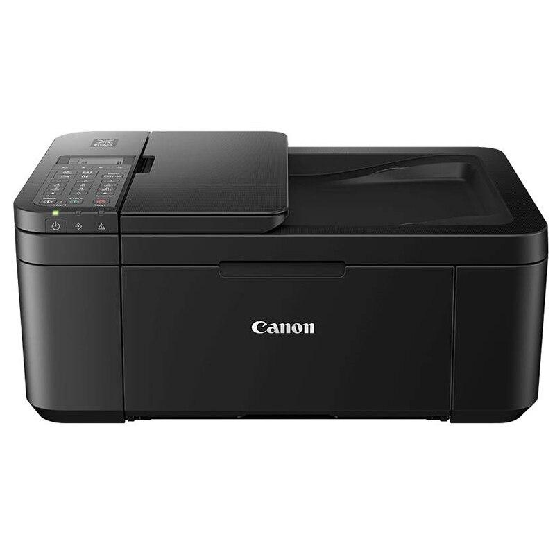 Fotografie Multifunctional inkjet color Canon Pixma TR4550, Wireless, ADF, Duplex, A4