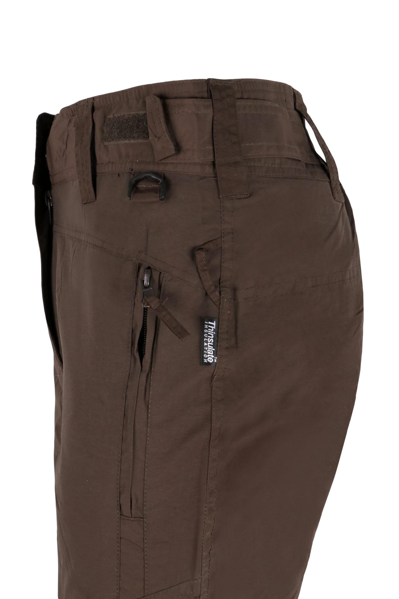bun design inovator vânzări cu ridicata Pantaloni ski dama Crivit Sports, impermeabili, rezistenti la vant  puternic, Maro, 36 EU - eMAG.ro