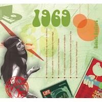 CD картичка с хитове от 1969 година