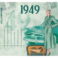 CD картичка с хитове от 1949 година