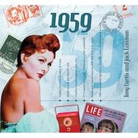 CD картичка с хитове от 1959 година