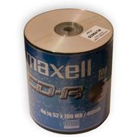 Maxell - 401474 CD-R 700 MB, 52X, 100 darab