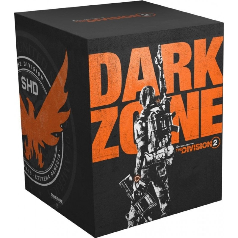 Fotografie Joc THE DIVISION 2 Dark Zone Edition pentru PlayStation 4