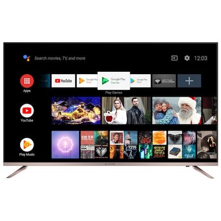 "Телевизор LED Smart Android Allview, 58"" (147 см), 58ATA6000, 4K Ultra HD"