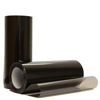Lámpafólia füst fekete - 230
