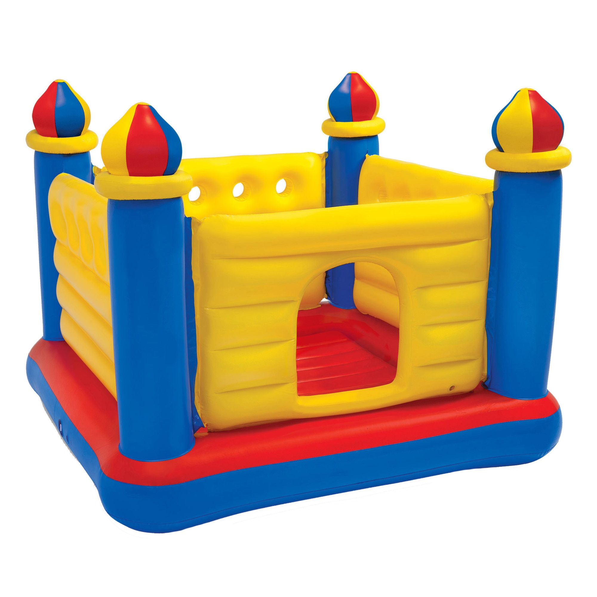 Fotografie Spatiu de joaca gonflabil Intex - Jump-o-Lene™, Castle Bouncer, 175 x 175 x 135 cm