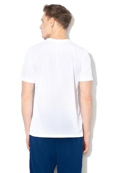 Nike, Superset Dri Fit edzőpóló, Fehér