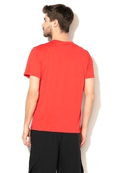 Nike, Superset Dri Fit edzőpóló, Piros