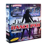 Dance Revolution táncszőnyeg, PC, re és TV, re csatlakoztatható